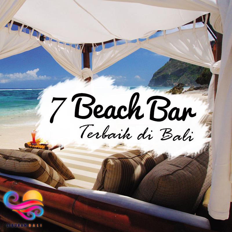 beach bar terbaik di bali