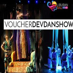 Voucher Devdan Show Termurah 2017