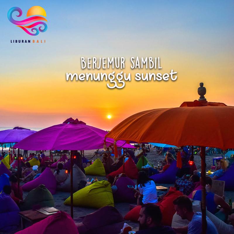 menghabiskan Liburan di Pantai Bali2