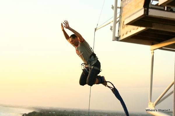 bungee jumping liburan bali 1