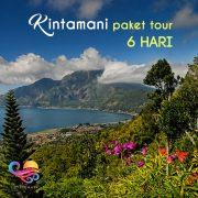 Kintamani Paket tour 6 hari