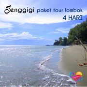 Sengigi Paket tour lombok 4 hari