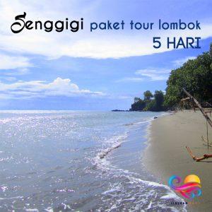 Sengigi Paket tour lombok 5 hari