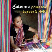 Sukerare Paket tour lombok 5 hari
