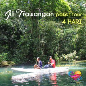 suranadi paket tour lombok 4 hari