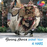 Paket Tour Liburan di Bali 4 Hari Murah
