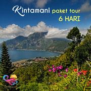 Paket Tour Liburan di Bali 6 Hari Murah