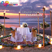 Honeymoon Romantis di Bali Murah