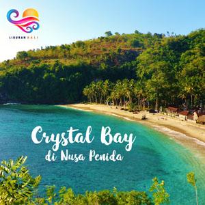 Jalan - jalan ke Crystal Bay