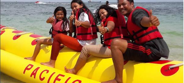 Liburan Akhir Tahun Watersports Tanjung Benoa
