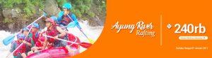 rafting di ayung ubud diskon akhir tahun
