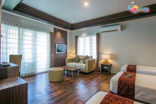Menginap di The Lerina Hotel Murah 2017