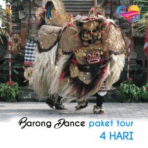Liburan di Bali Barong Dance